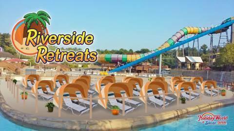 Riverside Retreats Concept