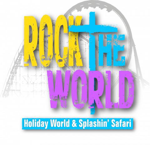 Rock the World Christian Music Fest Logo