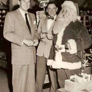 Ronald Reagan. Louis J. Koch, Santa Jim Yellig