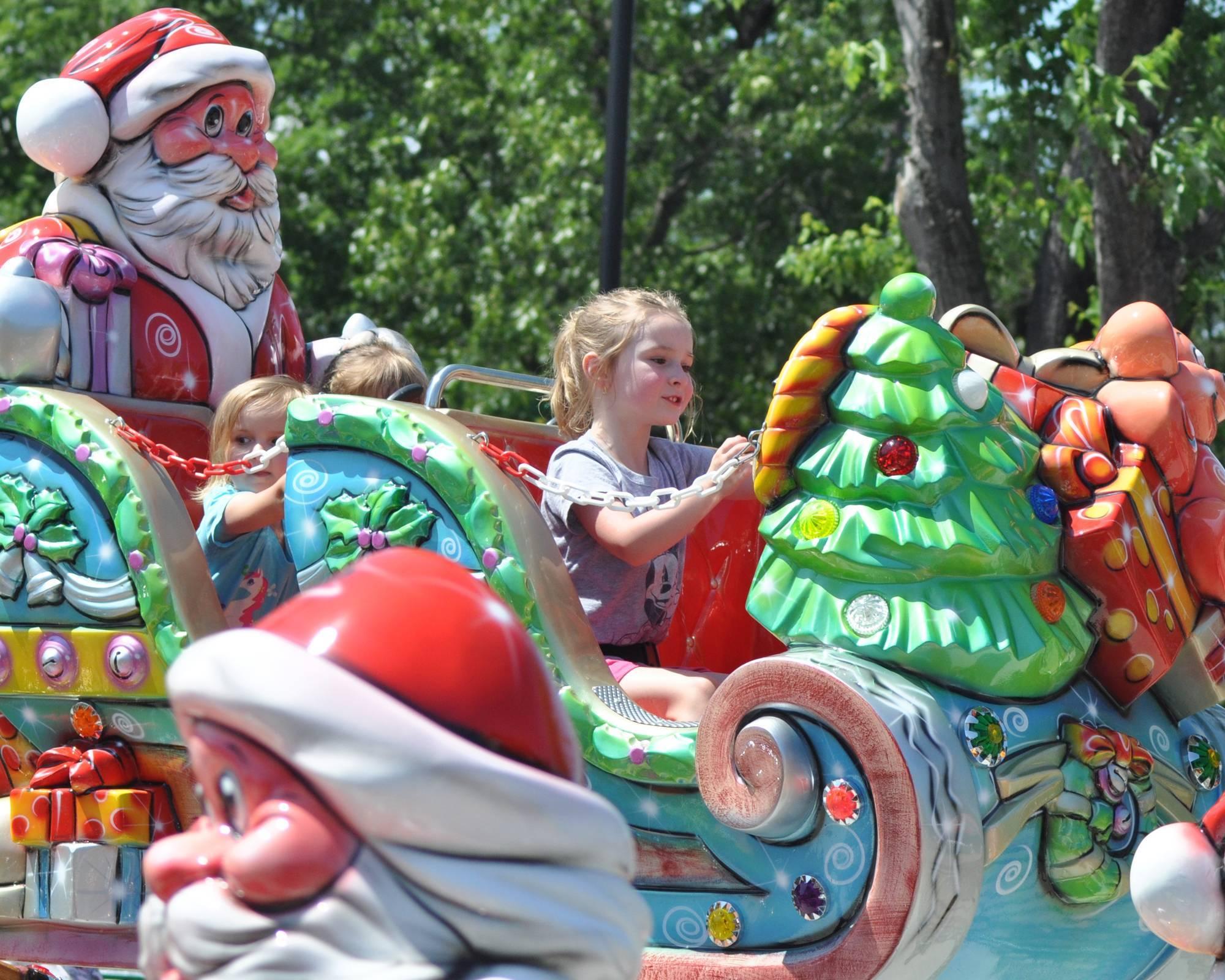 Rudolph's Roundup | Holiday World & Splashin' Safari