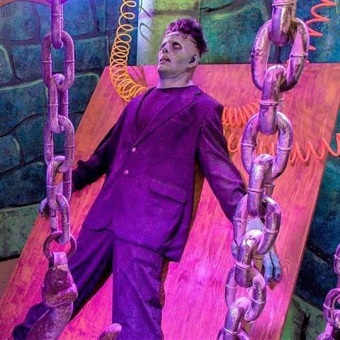 Frankenstein at SCAREbnb