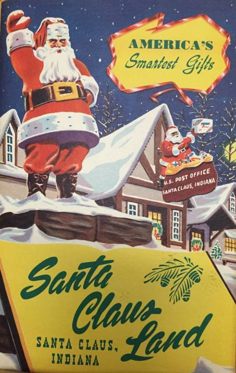 Santa Claus Land catalog