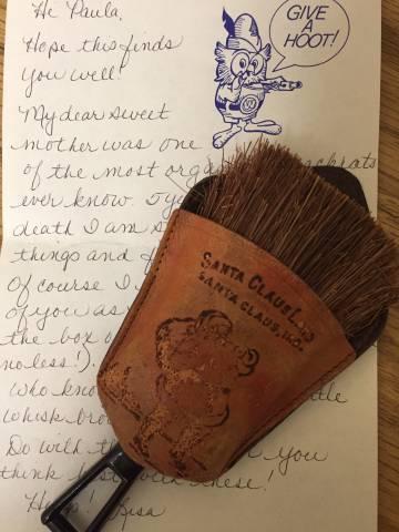 Santa Claus Land broom