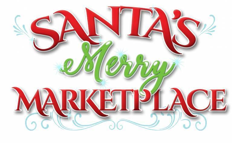 Santa's Merry Marketplace logo