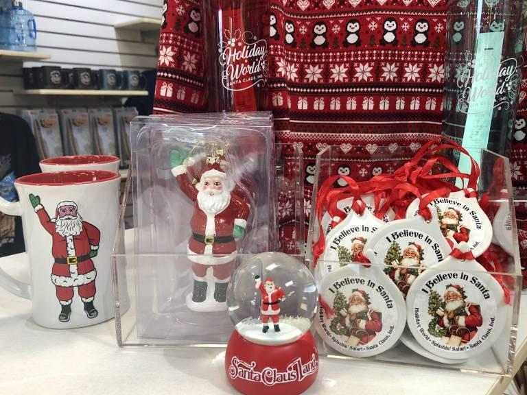 Santa Claus Land merchandise