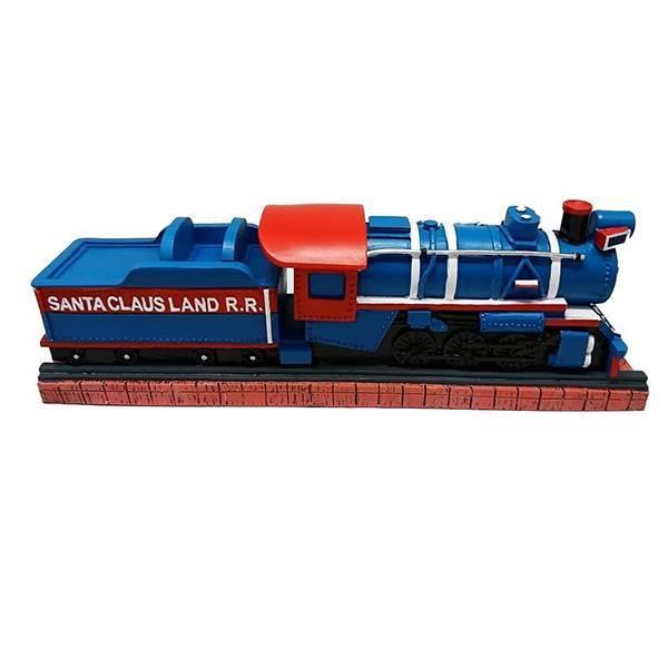 Santa Claus Land Railroad Model Right Side