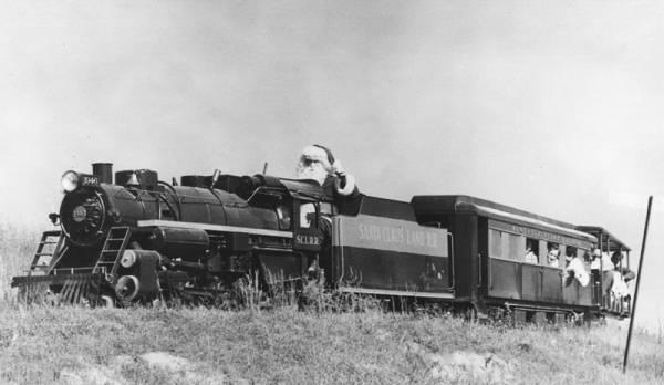 Santa Claus Land Railroad