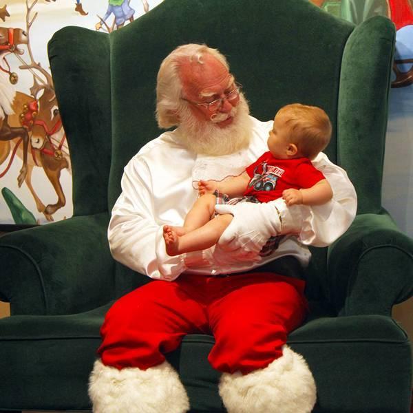Santa's Photo Time