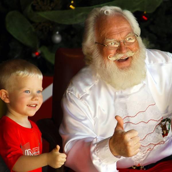 Santa's Storytime   Holiday World & Splashin' Safari