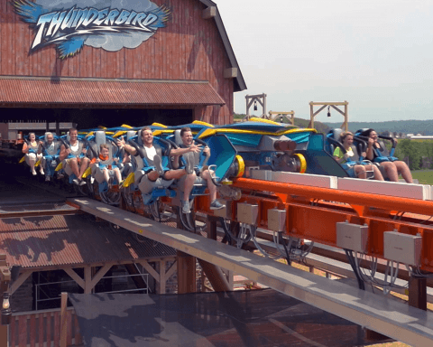 Thunderbird | Holiday World & Splashin' Safari