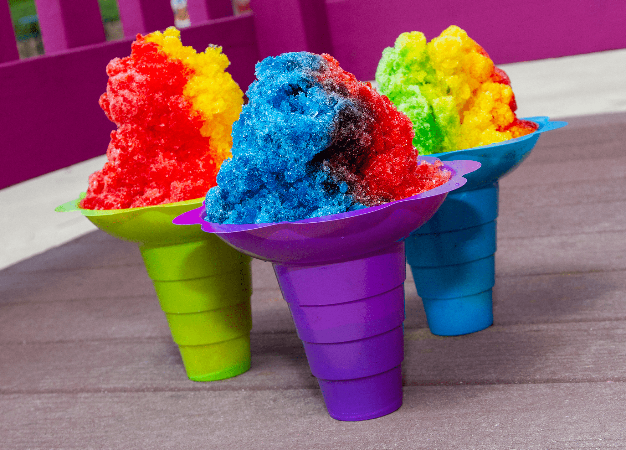 Shaved Ice & Smoothies
