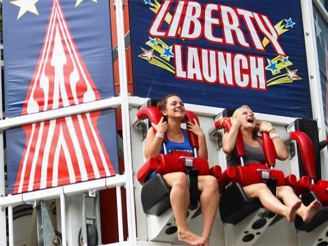 Liberty Launch | Holiday World & Splashin' Safari