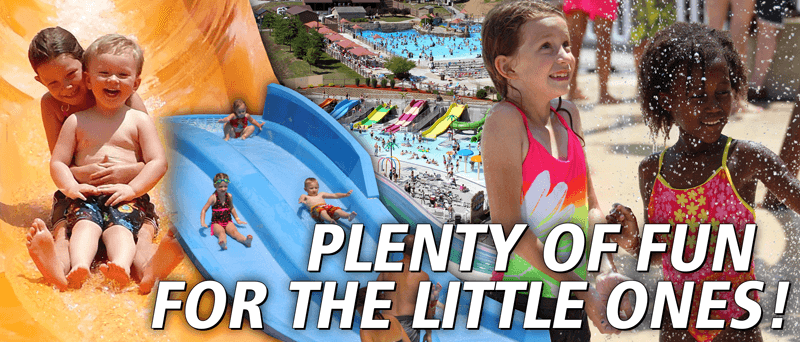 Plenty of Fun for the Little Ones!