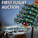 Thunderbird First Flight Auction