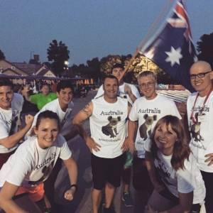Team Australia 2015