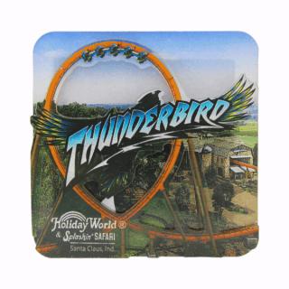 Thunderbird 3D Magnet   HoliShop
