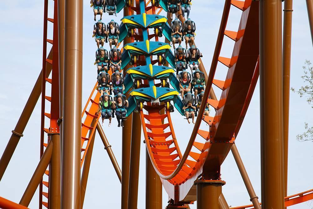 Thunderbird Thrills!