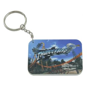 Thunderbird Glow-in-the-Dark Keychain   HoliShop