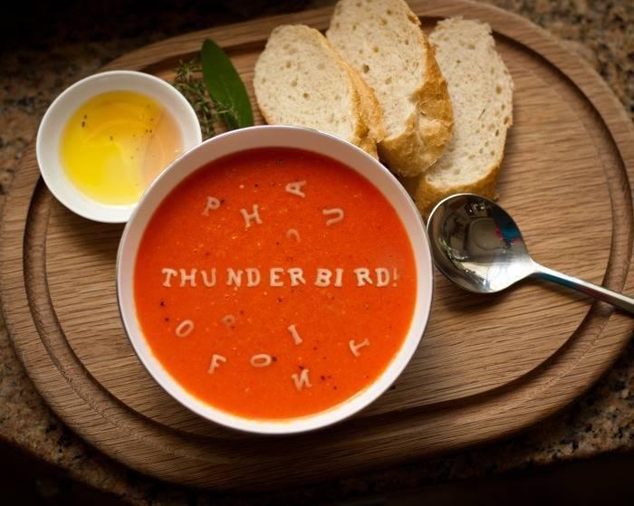 Thunderbird Soup