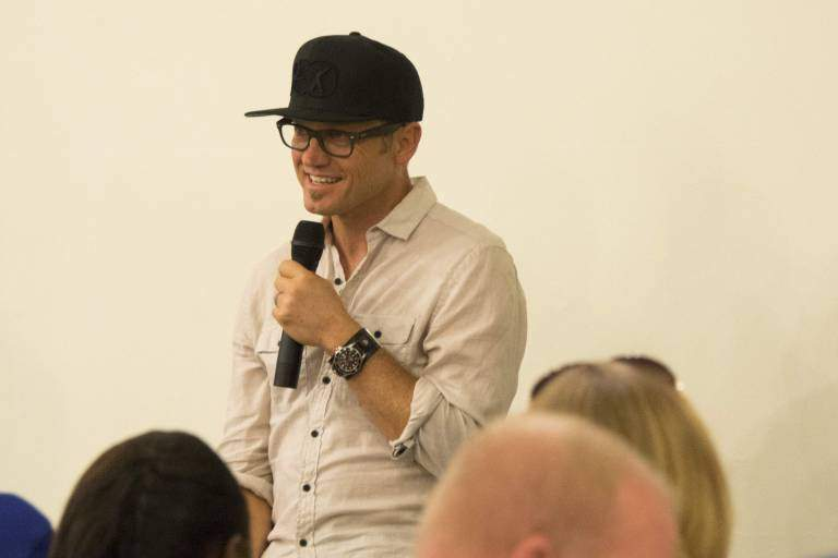 TobyMac Meet & Greet