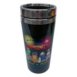 """What a Holiday"" Tumbler"