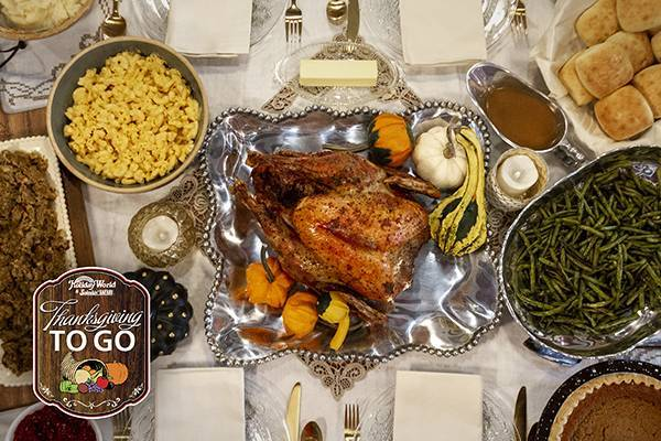Holiday World Thanksgiving To Go