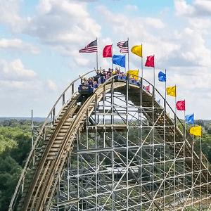 The Voyage Flag Set