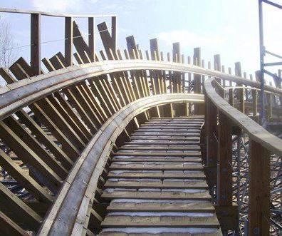 Voyage 90-degree track