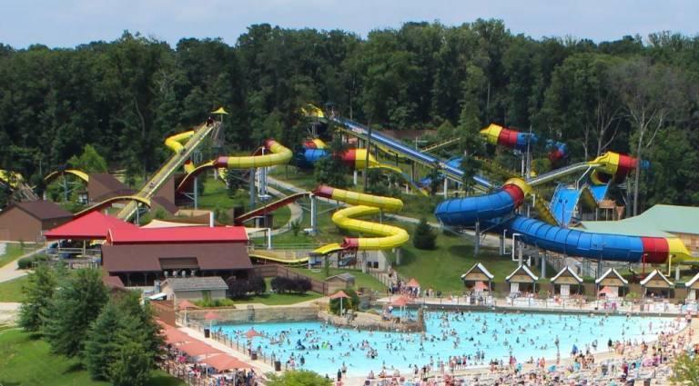 Splashin' Safari water coasters