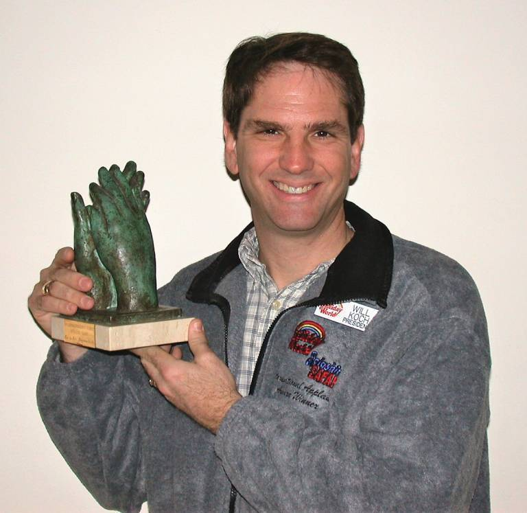 Will holding the Applause Award