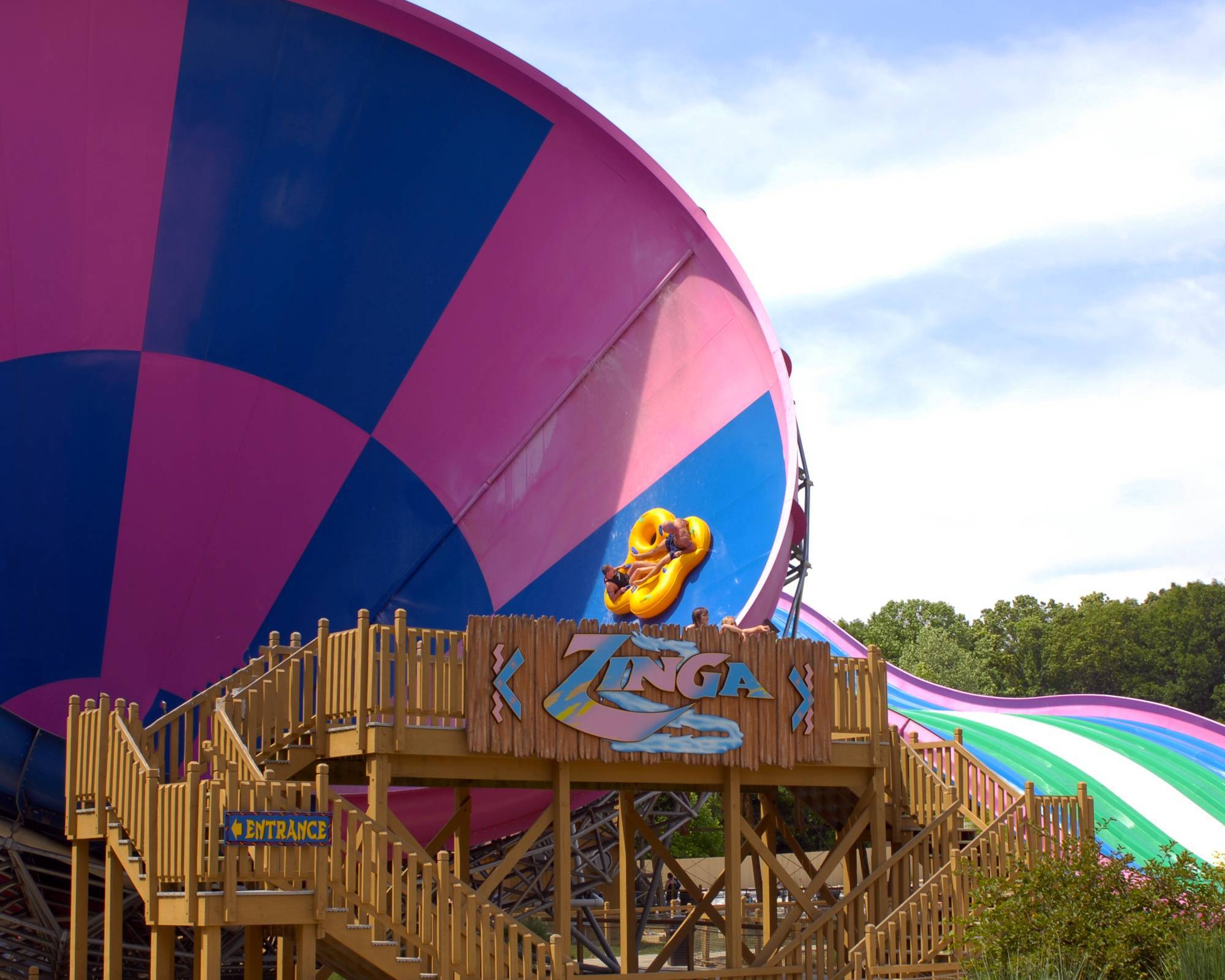 Zinga | Holiday World & Splashin' Safari