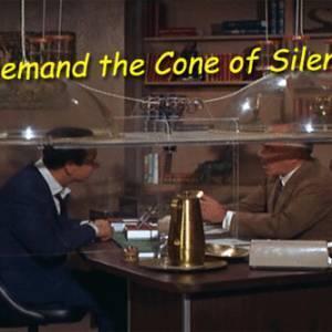 Cone of Silence meme