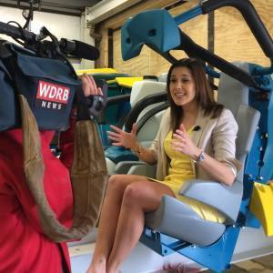 Courtney from WDRB-TV