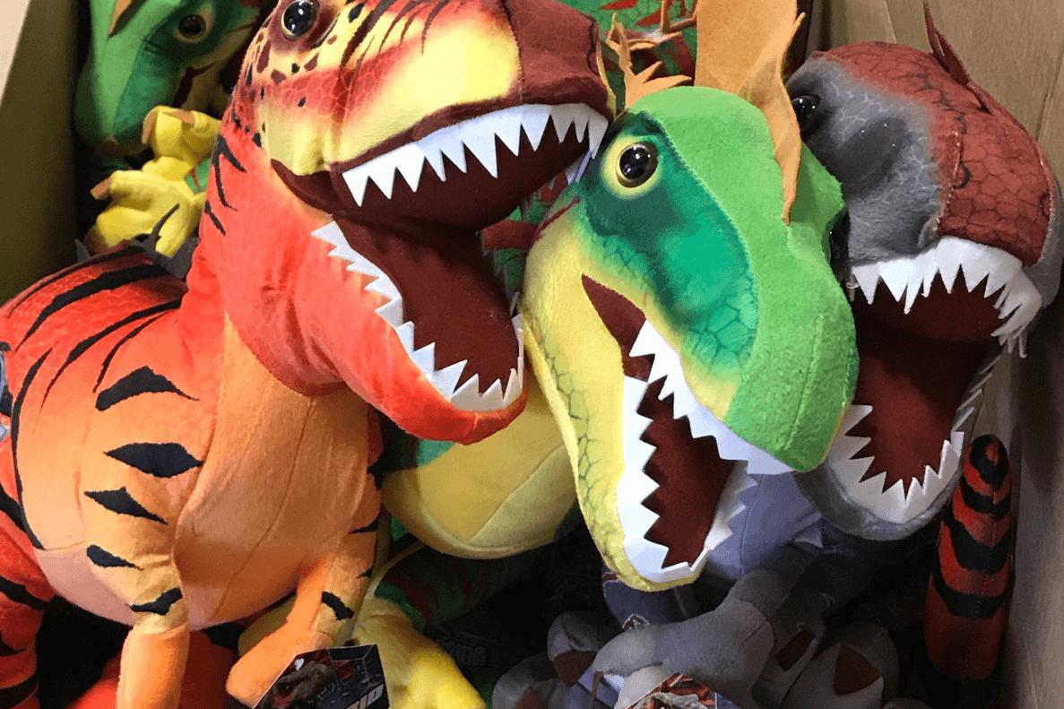 Dinosaur Prizes