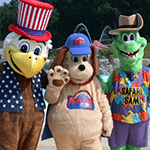 Holidog & Friends   Holiday World & Splashin' Safari