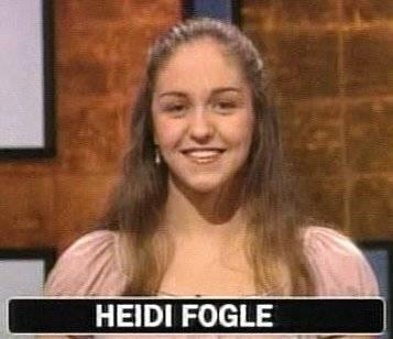 Jeopardy contestant Heidi