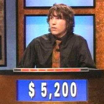 Jeopardy contestant Frank