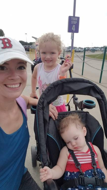Jones girls ready for Holiday World in 2018