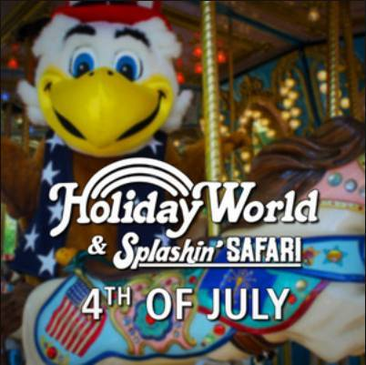 Holiday World's 4th of July Spotify Playlist