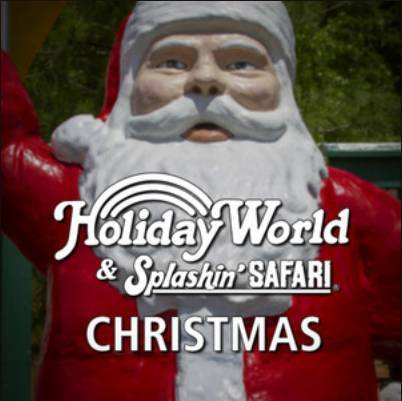 Holiday World's Christmas Spotify Playlist