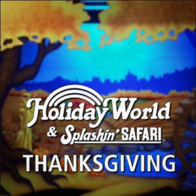 Holiday World's Thanksgiving Spotify Playlist