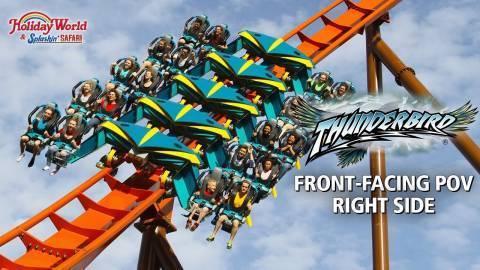 Holiday World + Thunderbird Right POV