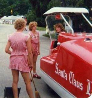 Santa Claus Land uniform