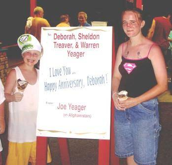 Yeager family